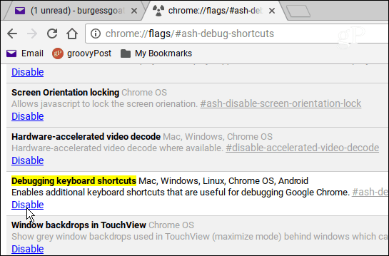 How to Disable the Touchpad and Touchscreen on a Google Chromebook