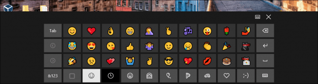 enable emoji windows 10 keyboard