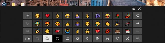 enable emoji windows 10 keyboard