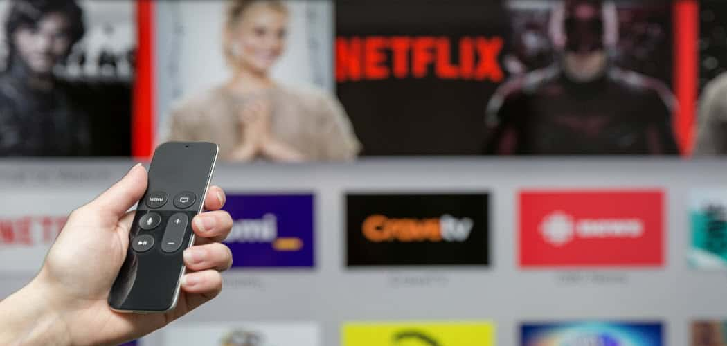 Netflix Rolls Out New TV Experience with Sidebar for Easier