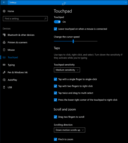 How to Use the New Multi-Touch Gestures in Windows 10 Creators Update