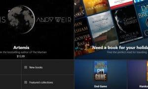 eBooks Windows 10