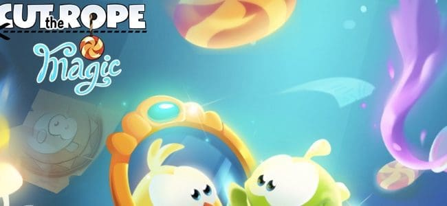 Cut the Rope: Magic - Apple's Free iTunes App of the Week