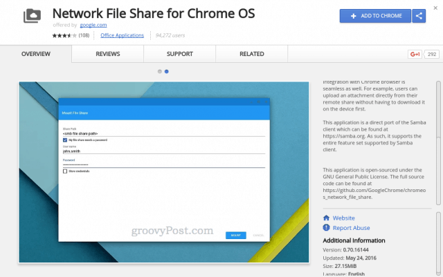 How to Access Network Share Files from a Chromebook