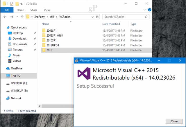 What is the Visual C++ Redistributable? How to Install and
