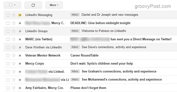 """Cómo limpiar tu carpeta """"Recibidos"""" de Gmail utilizando filtros"""