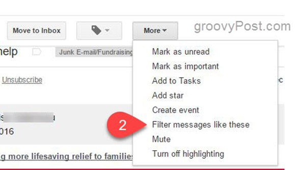 How to Clean Up Your Gmail Inbox Using Filters