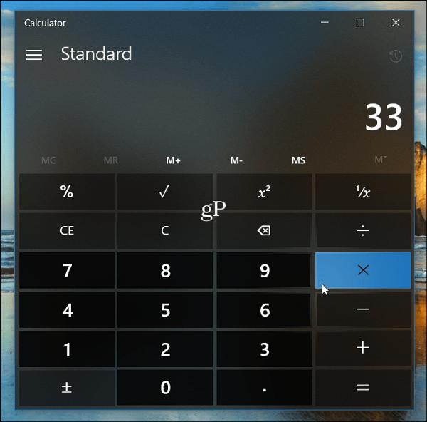 Calculator NEON