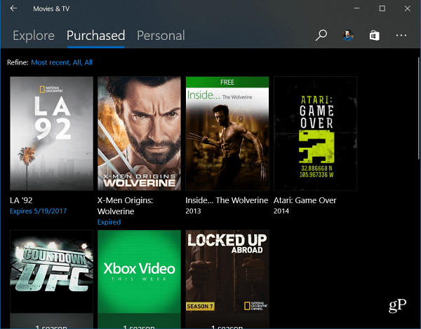 Previewing Windows 10 Redstone 3 Project NEON Apps (Fluent