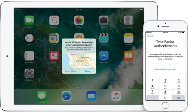 Apple2fa