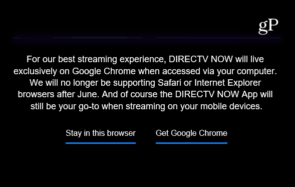 Cord Cutting: DirecTV NOW Live Streaming Service from AT&T