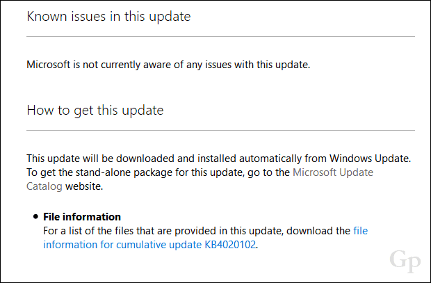 Manually Install Cumulative Updates and Virus Definitions on