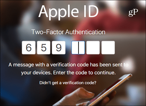 2FA Verification