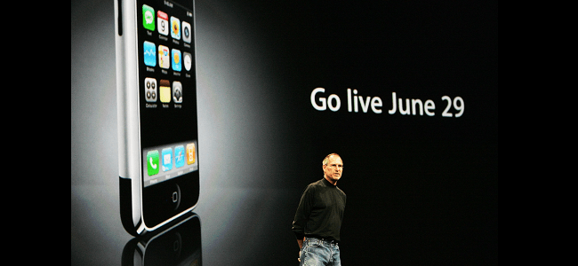 10 Interesting Tidbits About The IPhone 2007 Launch A Retrospective