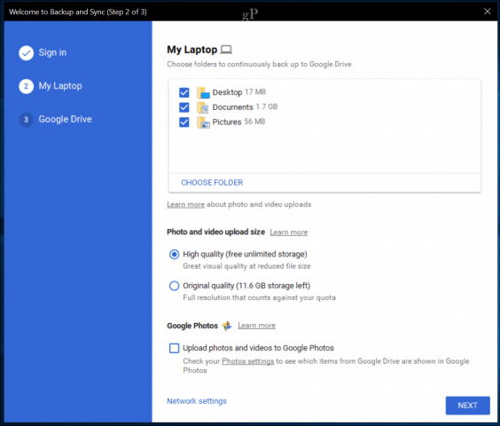 Google Backup and Sync App Replaces Photos and Drive