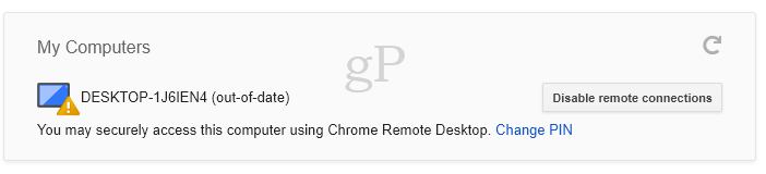How to Remotely Control a Windows 10 PC from a Chromebook