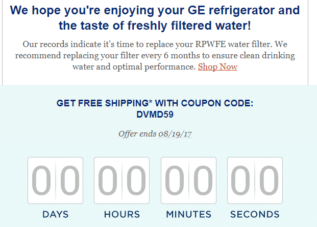 How to Hack RWPFE Water Filters for Your GE Fridge