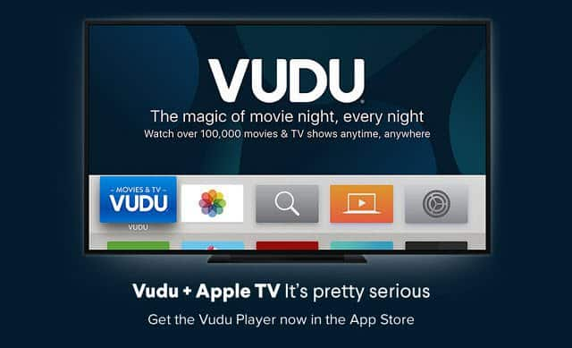 Walmart's Vudu Video Streaming Service Launches on Apple TV