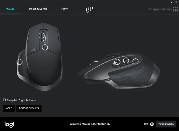 Logitech's MX Master 2S is a Premium Wireless Mouse for Power Users
