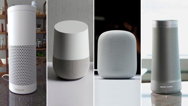 Smart-Speakers-Digital-Assistants