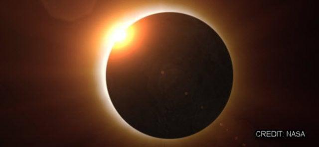 ¿Puedo ver el Eclipse a través de mi iPhone?