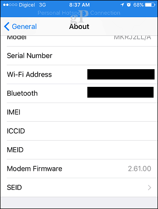 How to Find Your Device's Mac Address