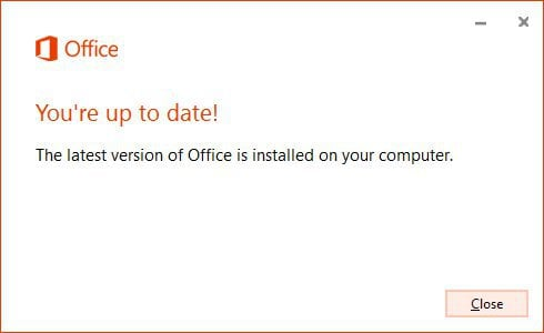 microsoft-office-update-status