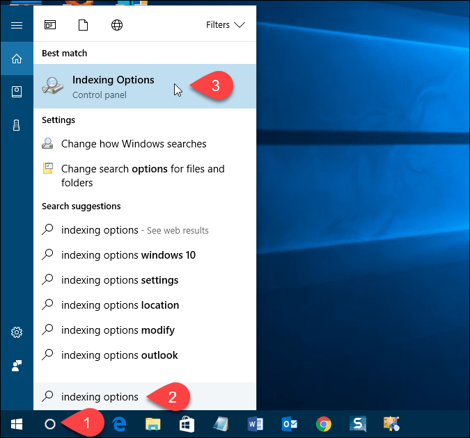 How to Search Through File Contents on Windows 10