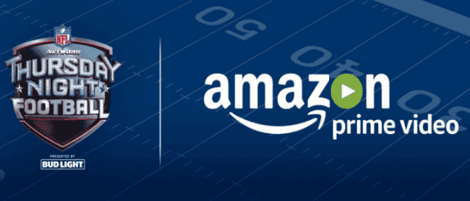 Amazon Prime Video NFL Thursday Night Football