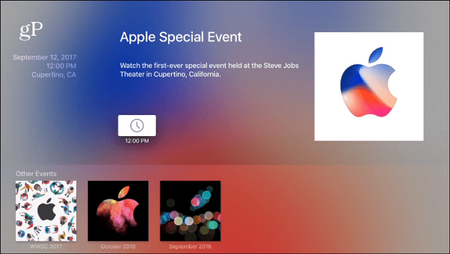 Watch Today's Live Stream of the Apple iPhone Event Keynote