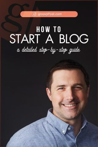 Tow to start a blog