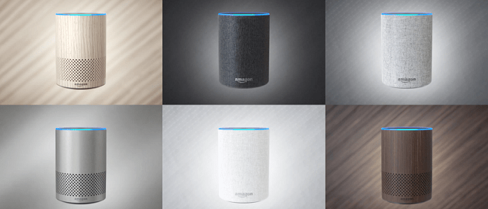 New Echo All Colors