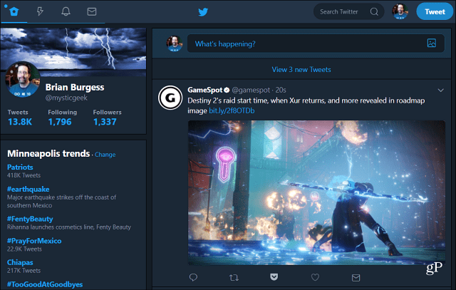 Night-Mode-Twitter-Web