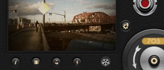 8mm Vintage Camera - Apple's Free iTunes App of the Week