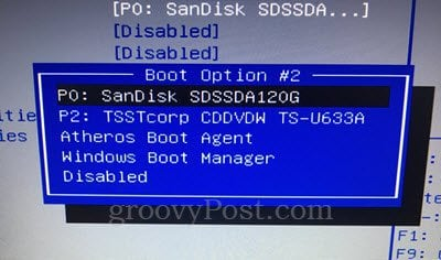 How to Disable Boot from USB or CD in BIOS Setup