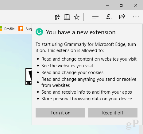 Grammarly Extension Now Available for Microsoft Edge - Here's How to
