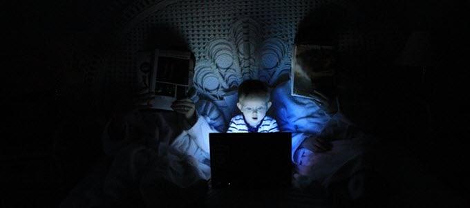Administre el tiempo de pantalla de su hijo y controle la actividad en línea en Windows 10