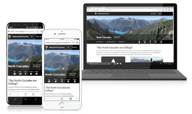 Microsoft rolls out Edge browser for Android and iOS