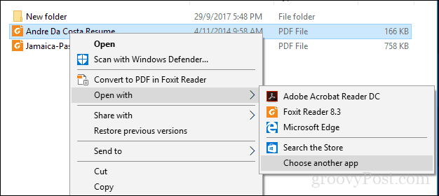 View, Edit, Print, and Create PDF Files and Forms in Windows 10