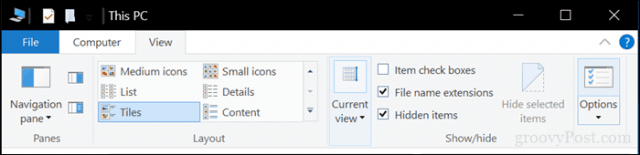 How to Enable Single-Click to Open Items in Windows 10