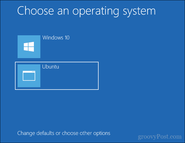 dual booting of windows and ubuntu