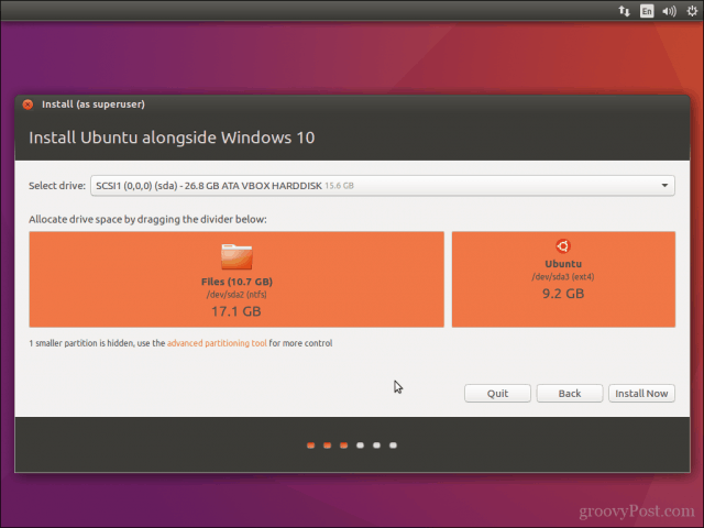 How to Dual Boot Windows 10 and Linux Starting with Windows