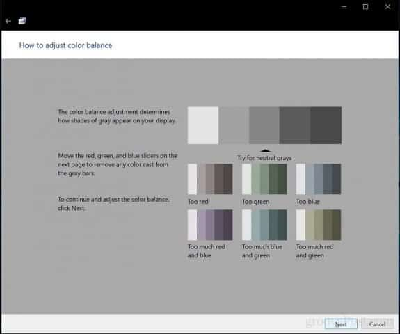 How to Calibrate Your Monitor Color in Windows 10