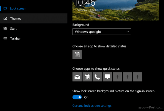 how to disable sign in screen when you wake your windows 10 device
