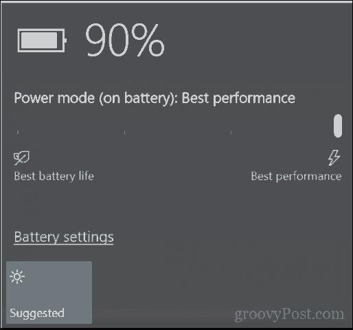 Tiết kiệm tối đa thời lượng sử dụng pin với Windows 10