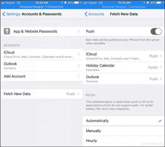 How to Sync Windows 10 People Contacts with iOS