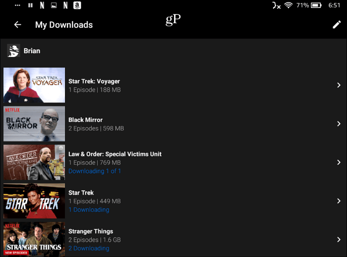 How to Download Videos to Amazon Fire Tablets to Watch Offline