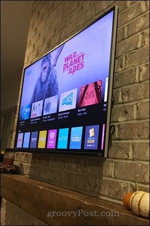 need new firmware for old smart vizio tv