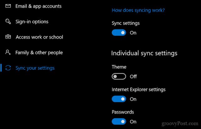 Fix Edge Favorites Won't Sync in Windows 10 or Mobile