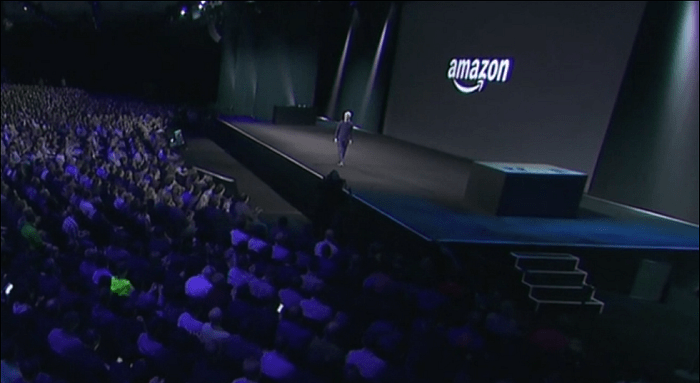 WWDC Amazon Video Announcement